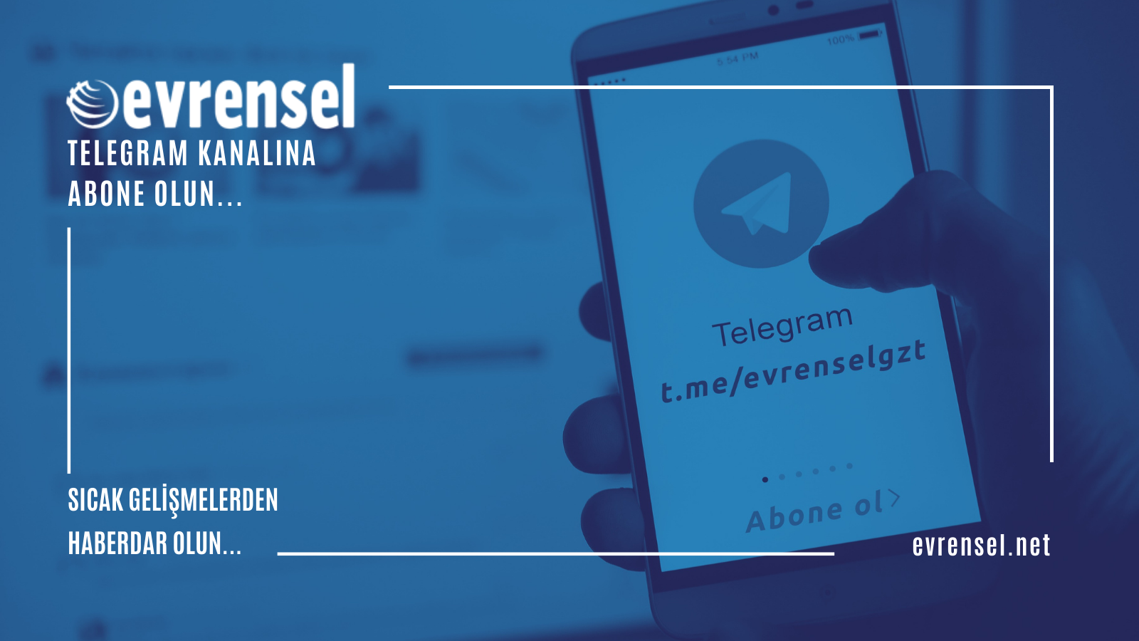 Evrensel Telegram