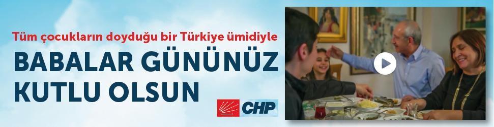 CHP Babalar Günü