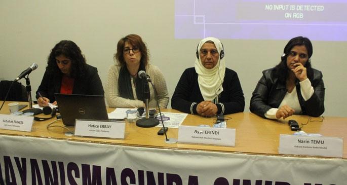 Rojavalı kadınlardan dayanışma çağrısı