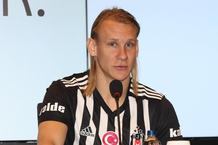 Domagoj Vida resmen Beşiktaş'ta