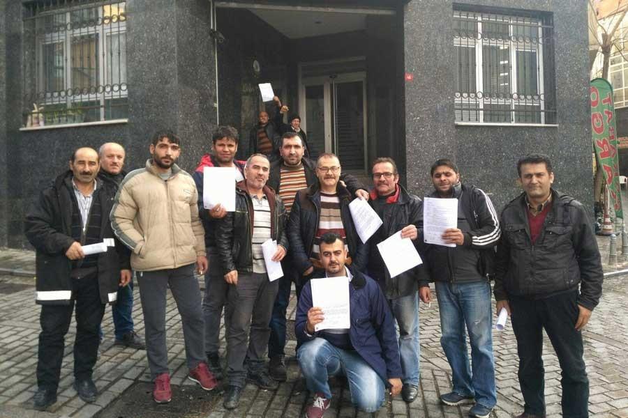 Avcılar Belediyesinde 14 işçinin işe iadesi kabul edildi