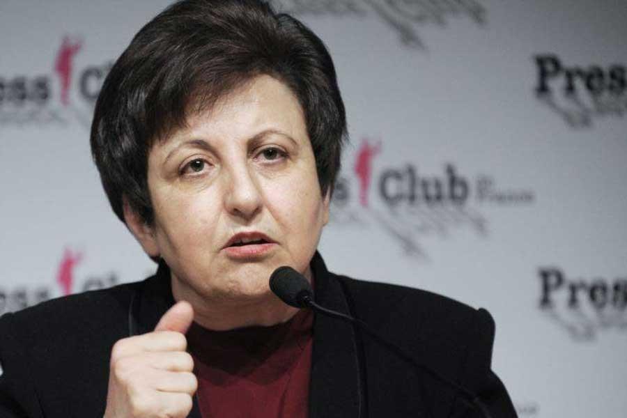 Nobel ödüllü İranlı hukukçu Ebadi'den protestoculara destek