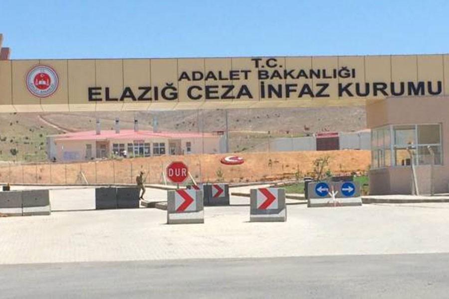 Elazığ T Tipi Cezaevinde açlık grevi sonlandırıldı