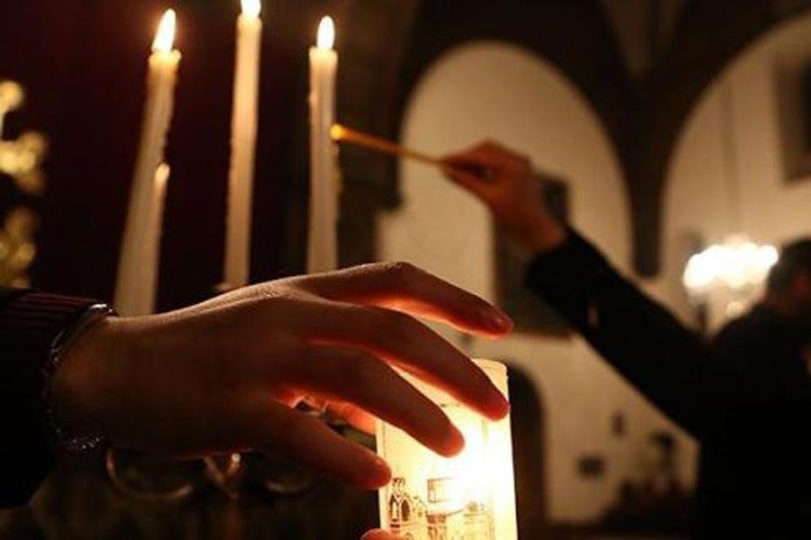 Türkiye'deki Ermeniler Noel Bayramını kutluyor