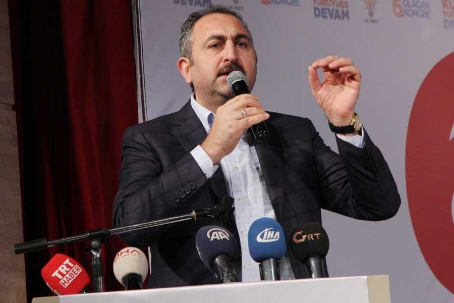 Bakan: Erdoğan müdafaası, Gazi Mustafa Kemal müdafaasıdır