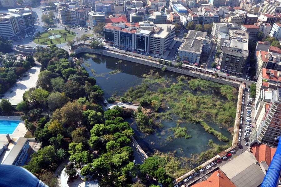 Basmane Çukuru'nu kapsayan plan yeniden belediye meclisinde