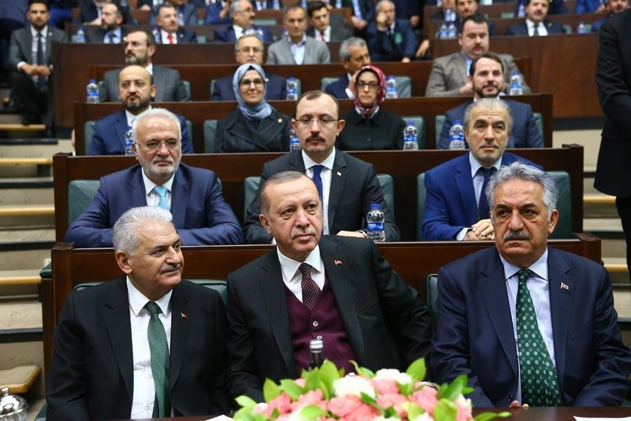 Erdoğan'dan Bahçeli'ye seçim desteği teşekkürü