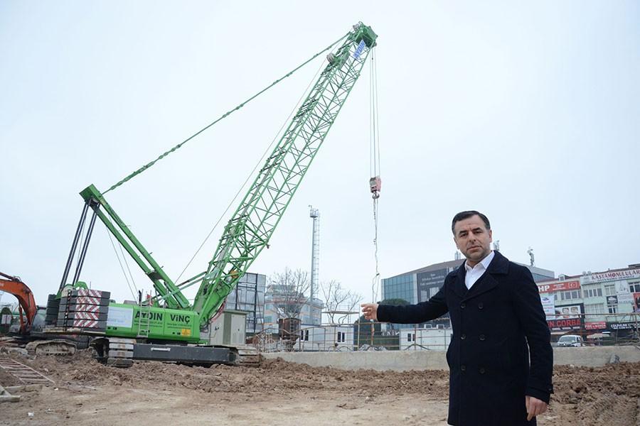 İstanbul'da durdurulan metro inşaatlarında çökme riski var