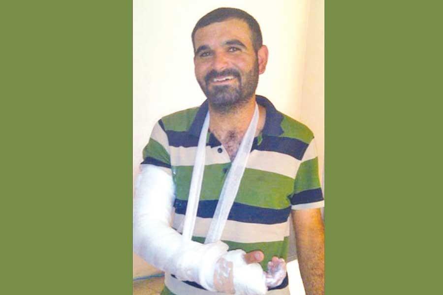 'Kendi kolunu kırdın' kararı Anayasa Mahkemesinden döndü