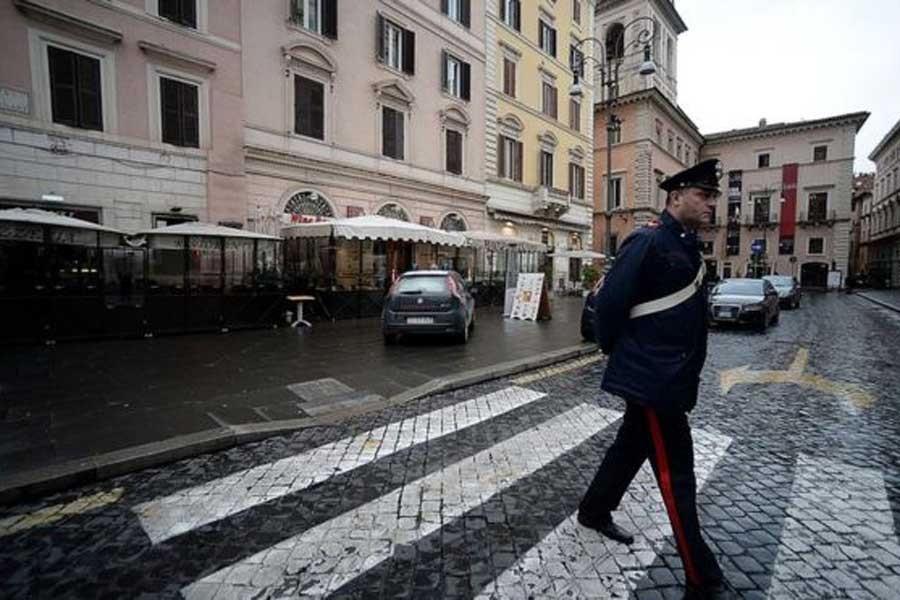İtalya'da büyük mafya operasyonu: 169 gözaltı