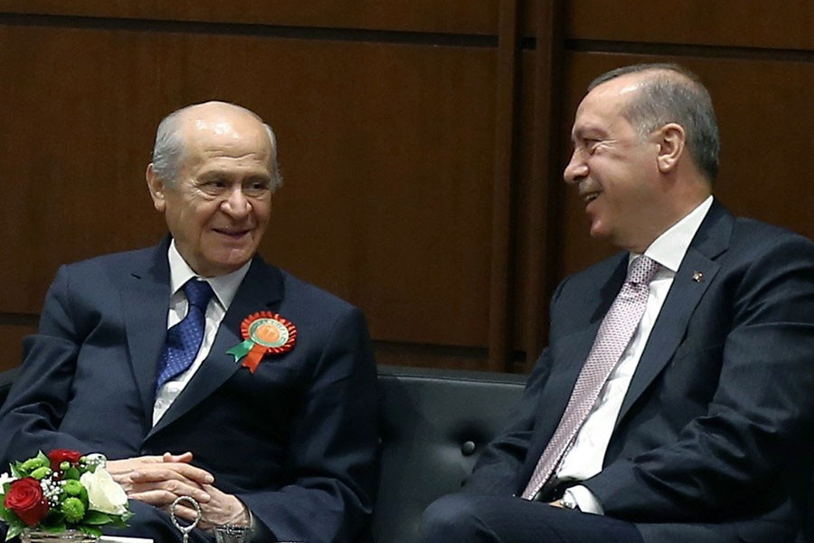 AKP-MHP İTTİFAKI