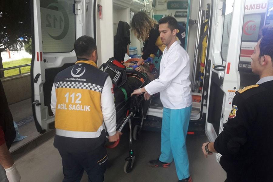 Safiport Derince Limanı'nda taşeron işçi hayatını kaybetti