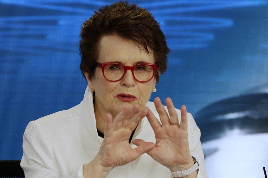 Billie Jean King: Margaret Court Arena'nın adı değişmeli