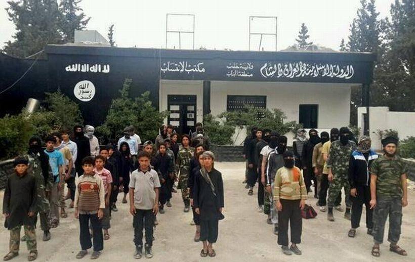 'IŞİD  Halep'ten çekilebilir'