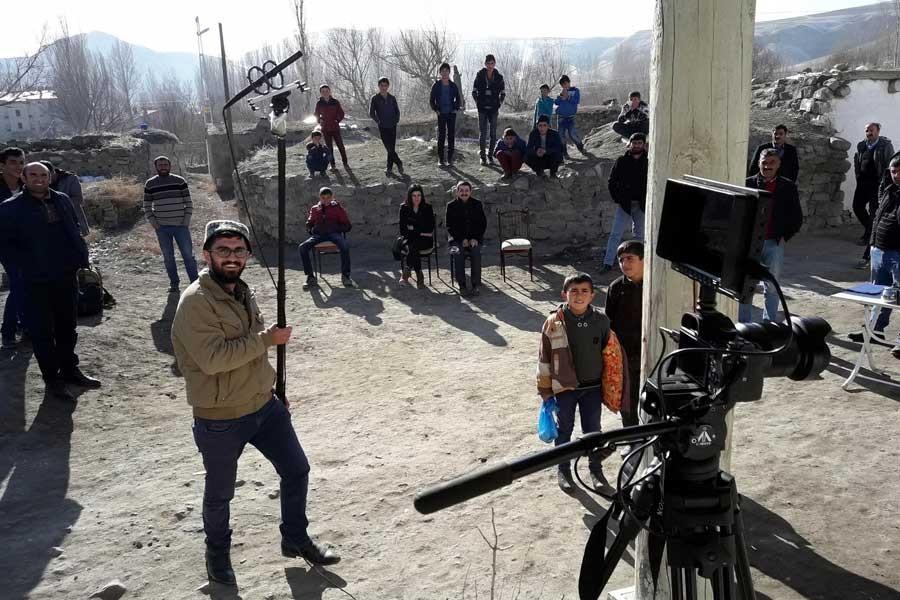 Köyünde çektiği 5 kısa filmle 17 ödül aldı