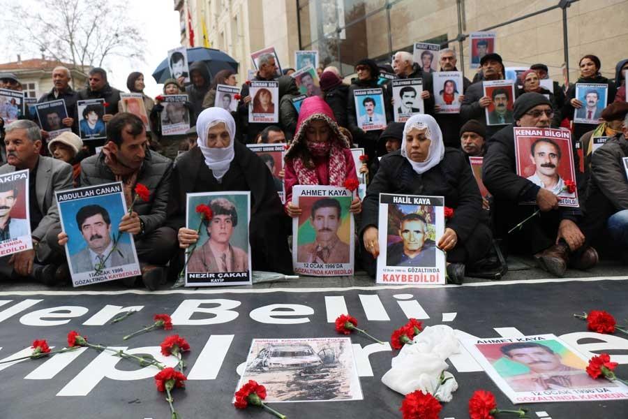 Cumartesi Anneleri: Güçlükonak Katliamı için adalet
