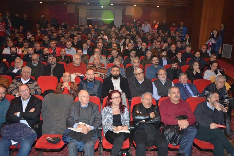 'OHAL'e rağmen grev meşrudur'