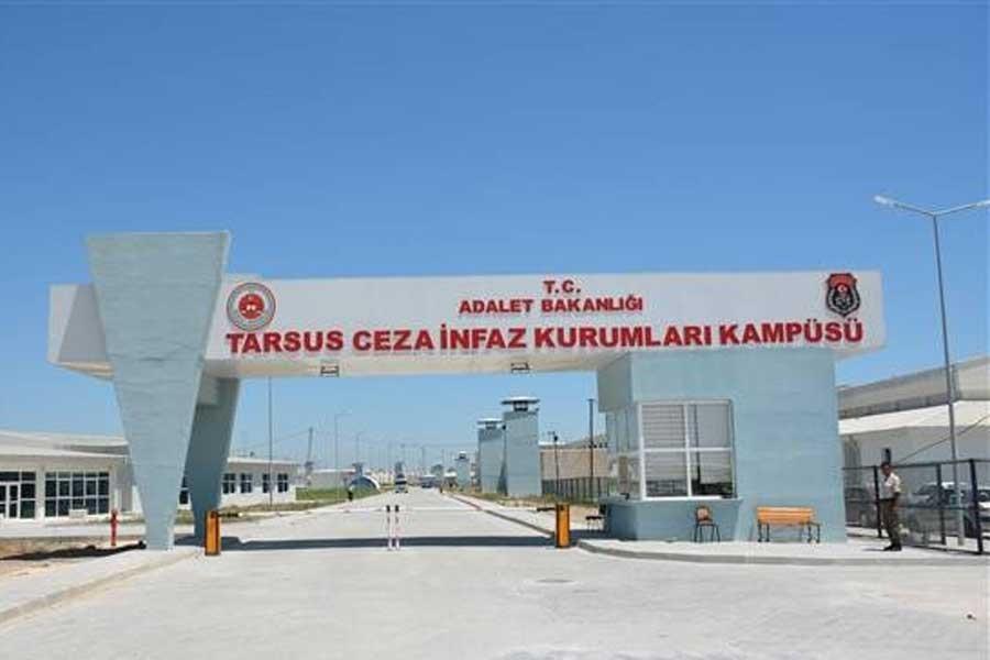 Tarsus Cezaevi'nde 'askeri nizam' dayatması