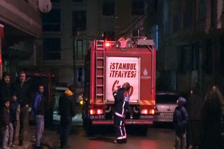 Esenyurt'ta patlama: 7 yaralı