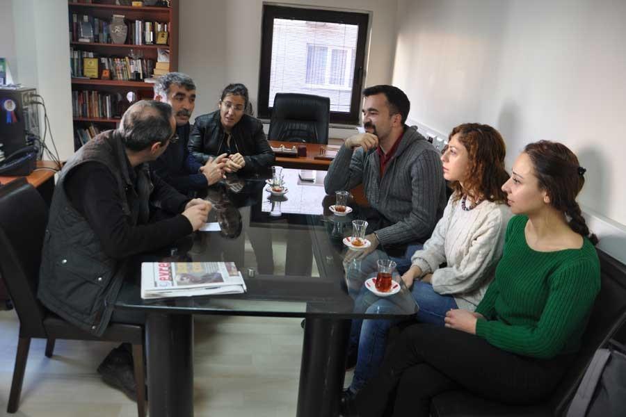 KHK'lerle ihraç edilen kamu emekçiler destek bekliyor