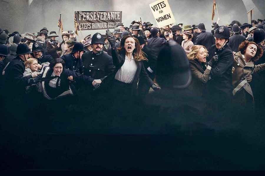 Suffragette: 'Bir filmden fazlası'