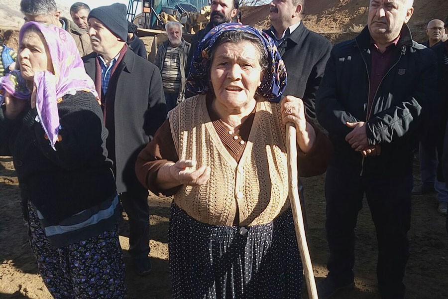 Dedeyazı'yamaden ocağıyapılması Meclis gündeminde