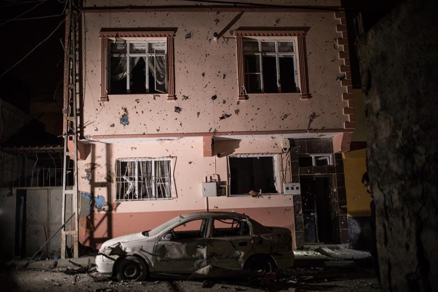 4 roket mermisi düşen Kilis'te 'özel güvenlik bölgesi' ilanı