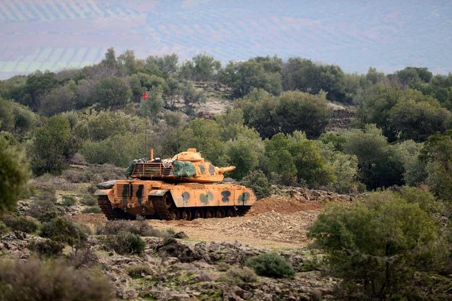 Afrin operasyonunda 2. gün: Kara harekatı başladı