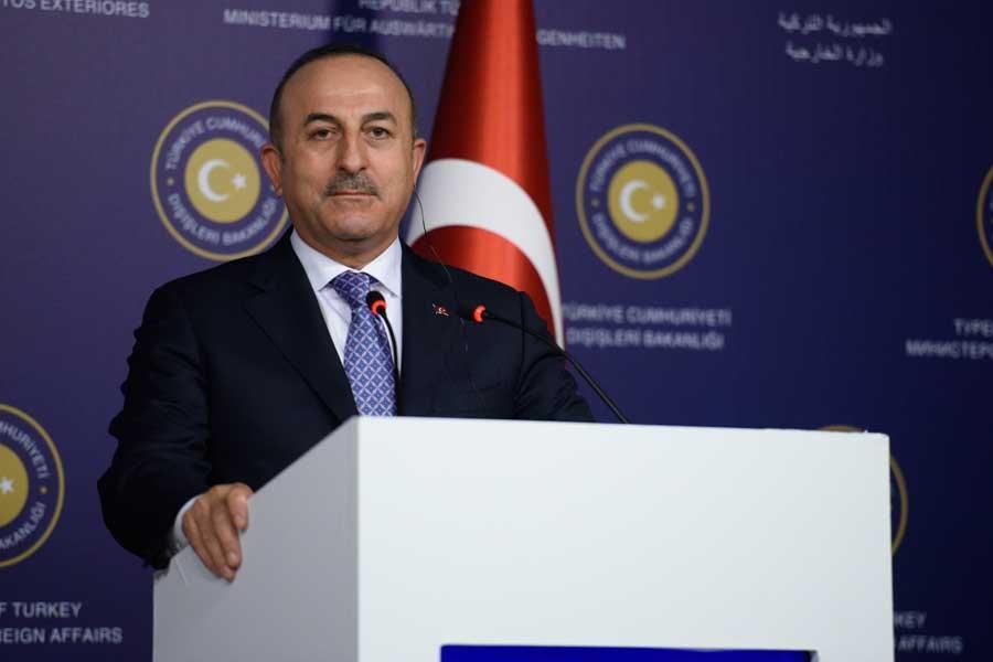 Çavuşoğlu'dan Fransa açıklaması: İkiyüzlülük yapmasınlar