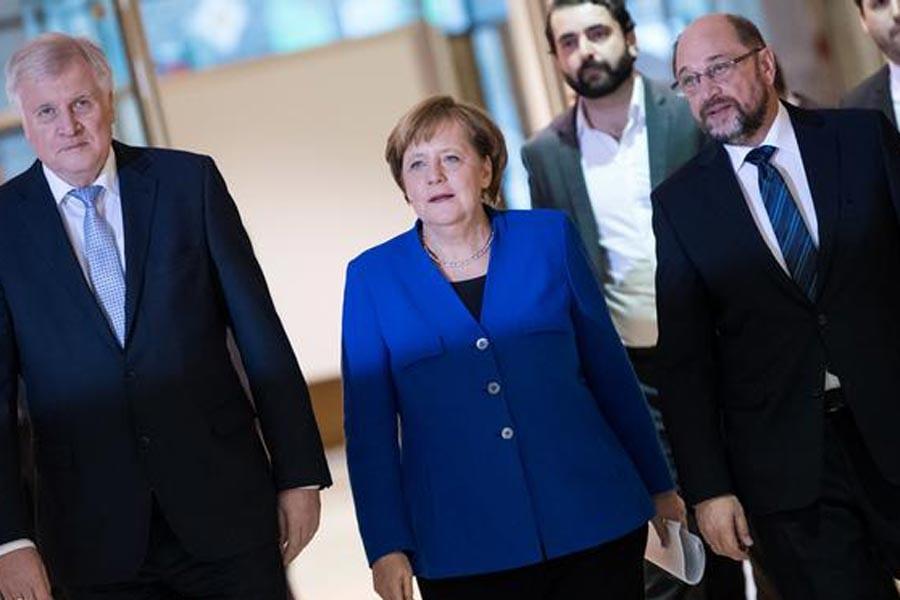 Almanya'da koalisyon için son tarih 4 Şubat