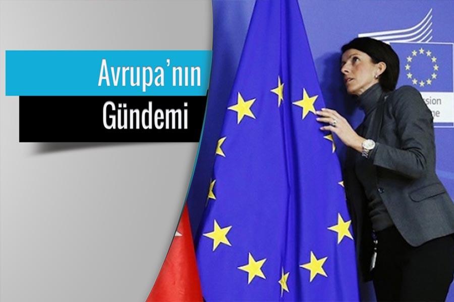 Avrupa'da Afrin tartışması