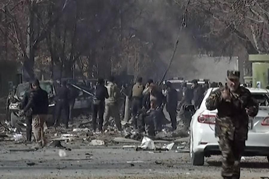 Kabil'de bombalı saldırı: En az 95 ölü, 158 yaralı