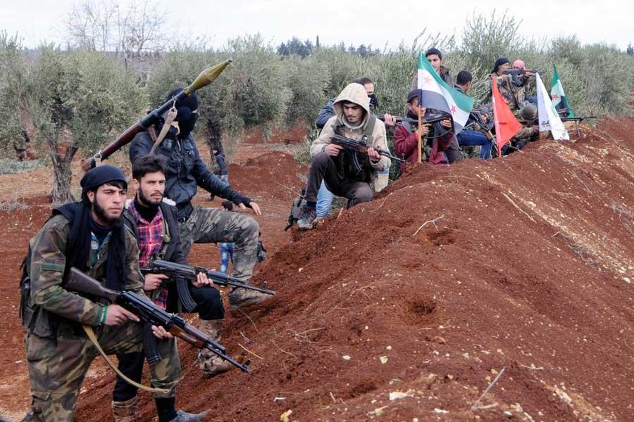 Afrin operasyonunda 9. gün: 'Burseya Dağı ele geçirildi'