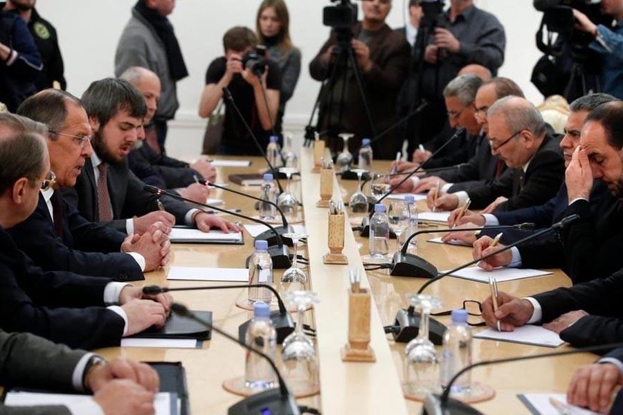 Soçi'ye 'Zeytin Dalı' gölgesi: Kürtler kongrede yok