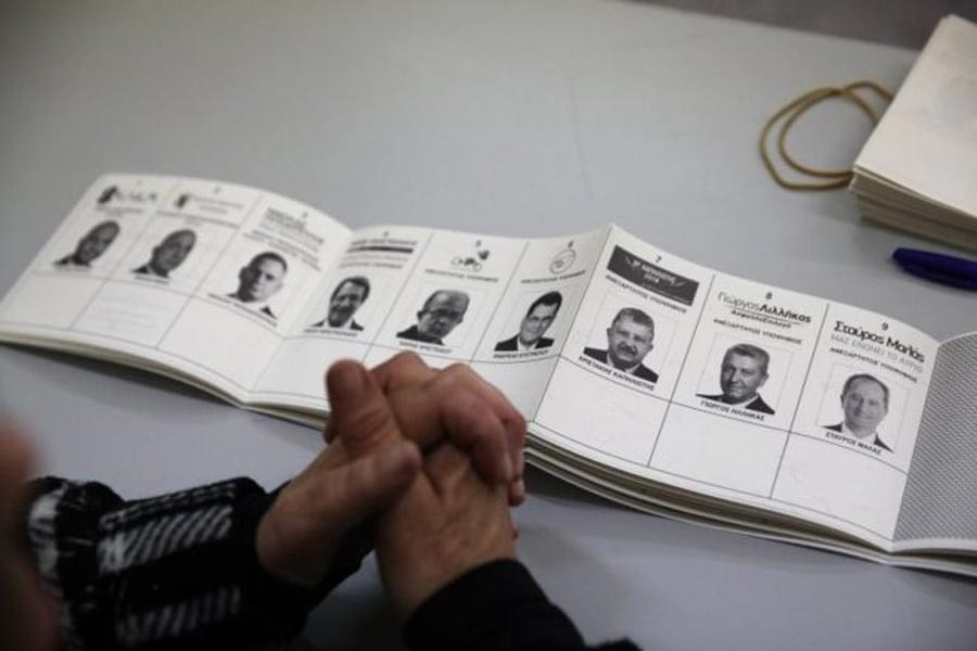 Kıbrıs'ta cumhurbaşkanlığı seçimi ikinci tura kaldı