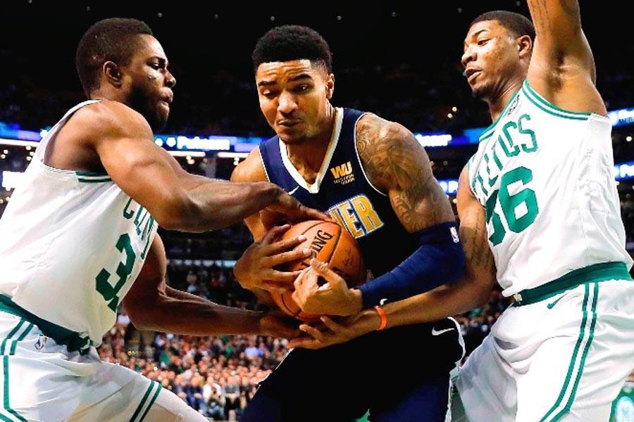Celtics, Nuggets deplasmanında da kazandı