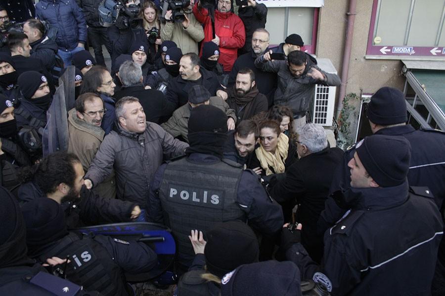 ttb polis saldırısı