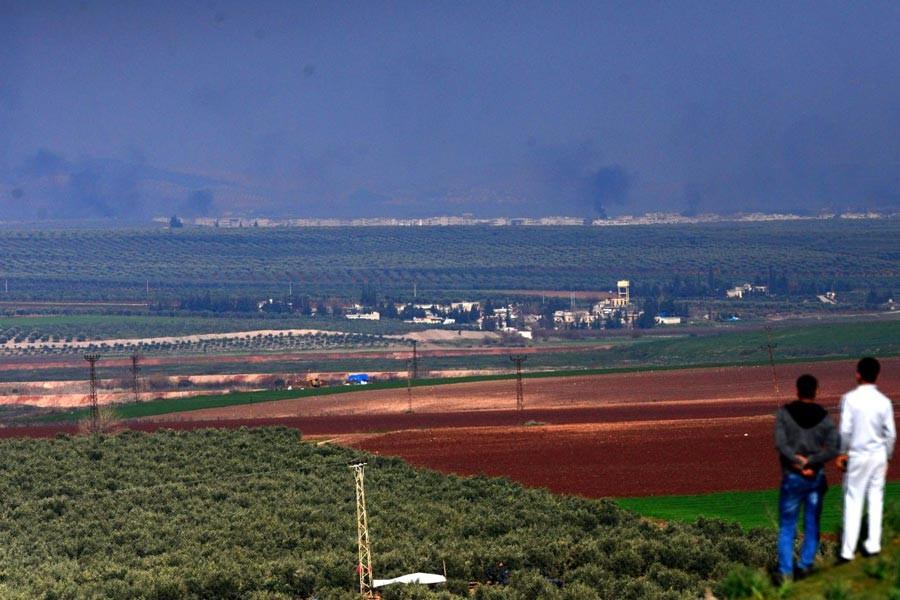 Afrin operasyonu 17. gününde: 1 asker hayatını kaybetti