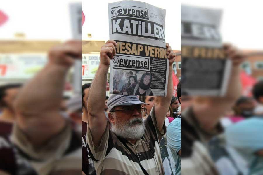 EMEP üyesi Sinan Niron'a 1 yıl 6 ay hapis cezası