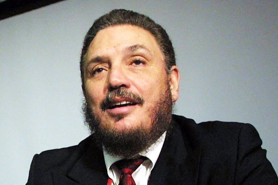 Fidel Castro'nun en büyük oğlu yaşamına son verdi