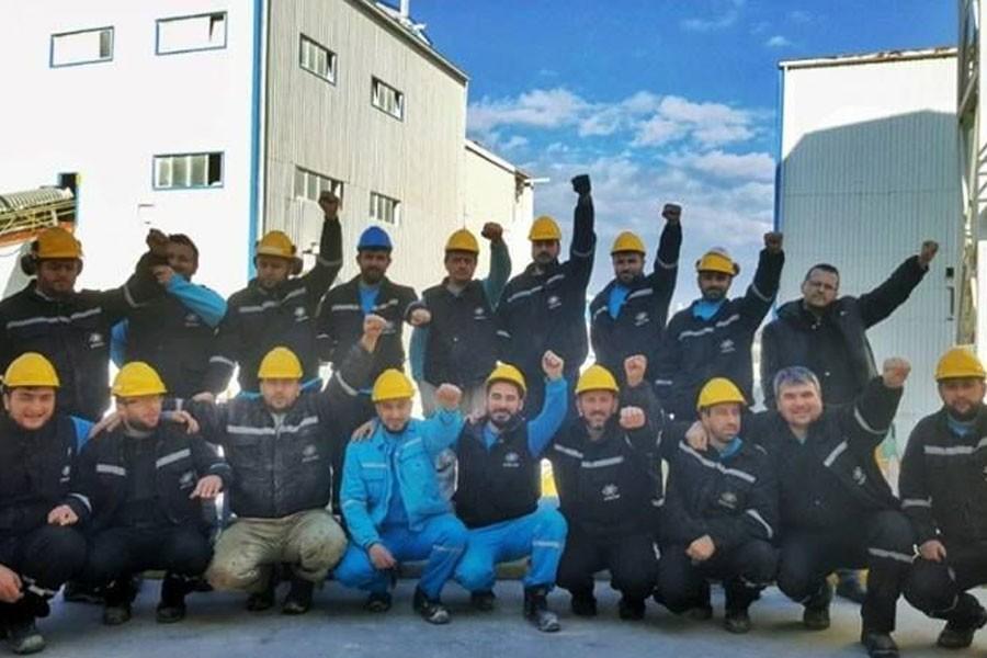 Camiş işçileri: Komiteler kurduk tek vücut olduk