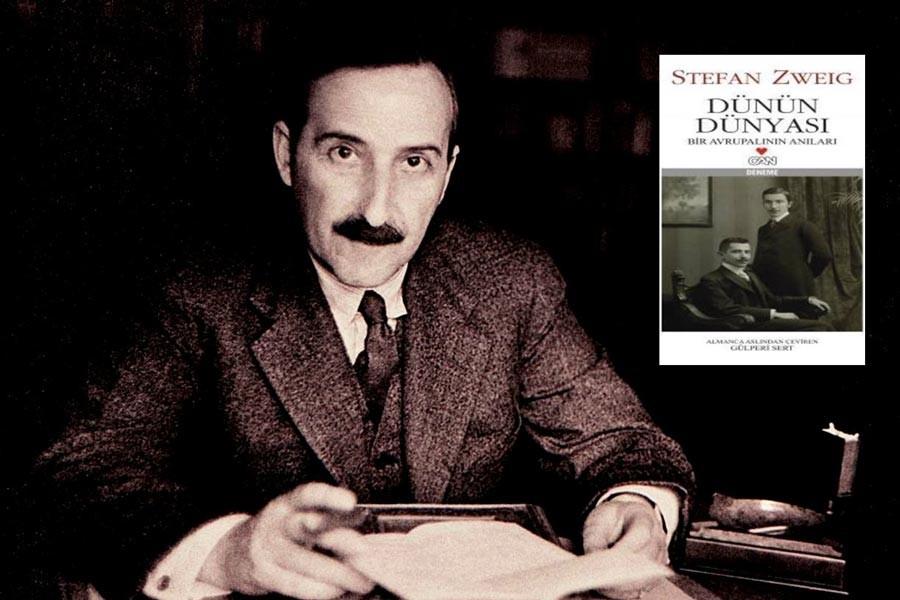 Hümanist ve barış yanlısı bir yazar: Stefan Zweig