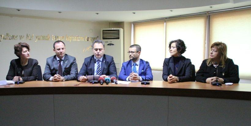 Barolardan 'İç Güvenlik Paketi'ne karşı mücadele çağrısı