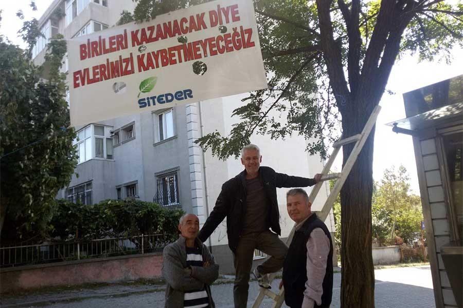 Sultangazi'de kentsel dönüşüm: Halk kaygıyla yaşıyor