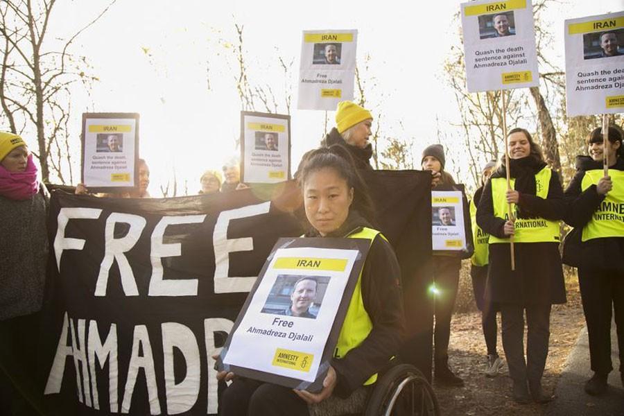 İran Büyükelçisi İsveç Dışişleri bakanlığına çağrıldı
