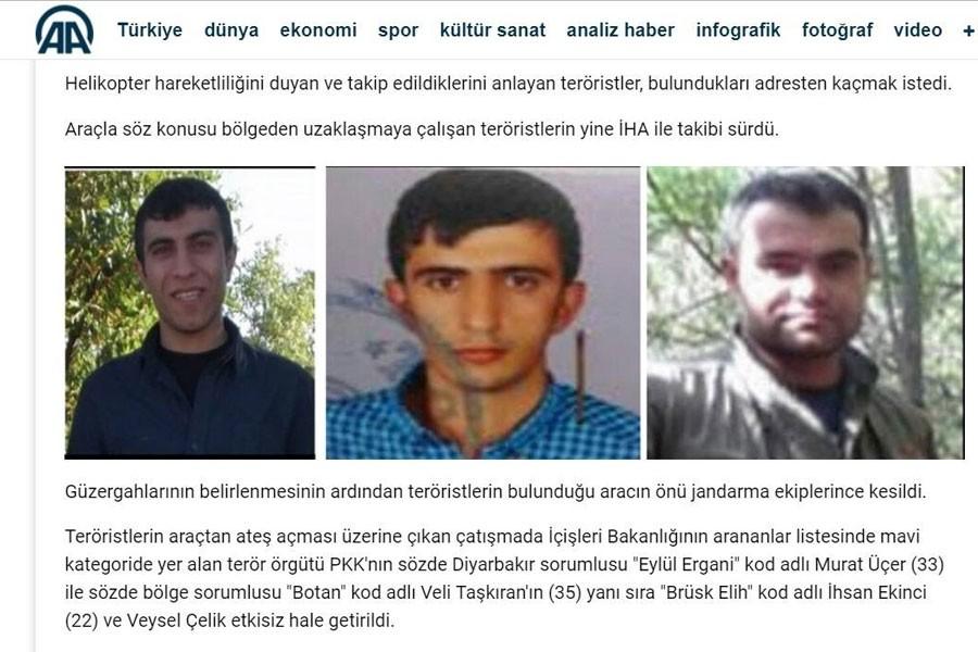 AA'nın 'çatışmada öldürüldü' dediği kişi 1 yıldır cezaevinde