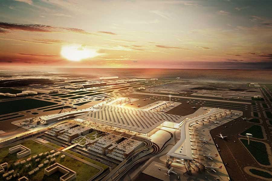 Yeni havalimanına 3500 dolayında güvenlik görevlisi alınacak