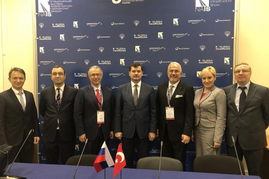 Türkiye ve Rusya, hava aracı ticareti için anlaştı
