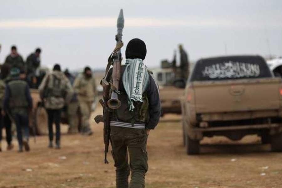Al Masdar: El Kaide, ÖSO ile çatışmaya hazırlanıyor