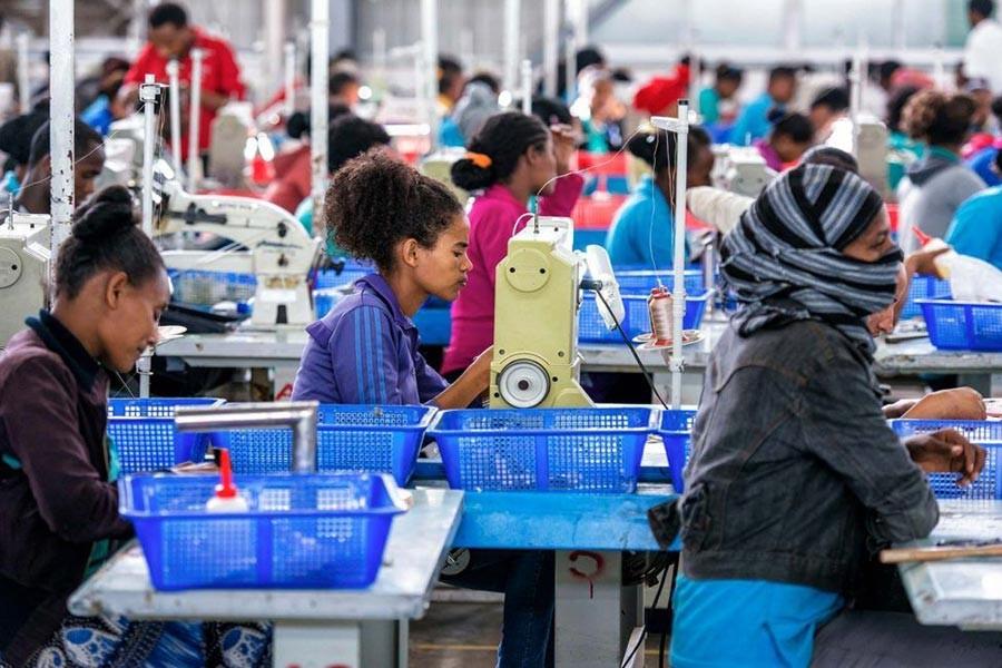 Etiyopya; yeni ucuz iş gücü cennetinde sömürü cehennemi
